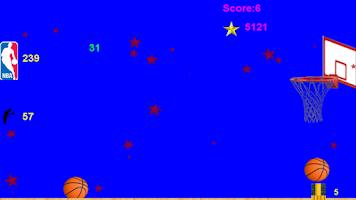 Screenshot of Basketball Adventure