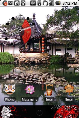 Asian Style Theme