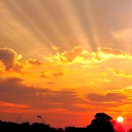 Light thru by Yusop Sulaiman - Landscapes Sunsets & Sunrises