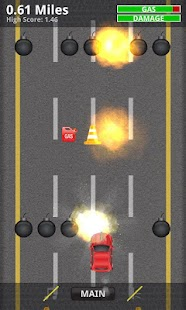 Highway Run & Gun - screenshot