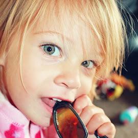 Annie 6064 by Kelly Murdoch - Babies & Children Children Candids ( model, girl, glasses, female, toddler, ztam )