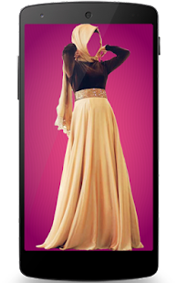 Beautiful Hijab Fashion - screenshot