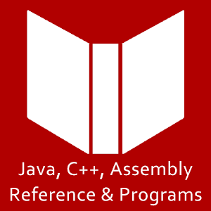 C++, Java Programs & Reference