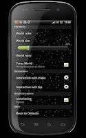 Screenshot of LiveWallpaper Generations Pro