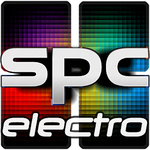 Cover art SPC Electro Scene Pack