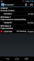 Screenshot of Klic App
