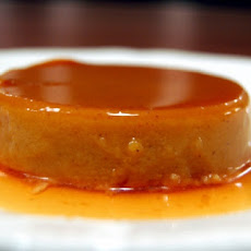 Weight Watchers Pumpkin Flan