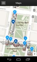 Screenshot of NPS Independence