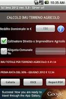 Screenshot of Ici Imu 2012