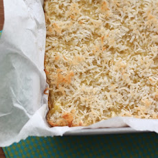 Pineapple Coconut Bars