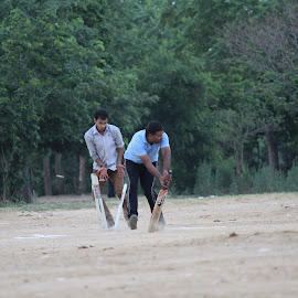 Clean Bowled by Sanam Ahmed Khan - Sports & Fitness Cricket (  )