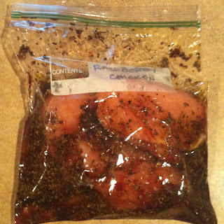 Raspberry Chicken Marinade
