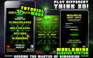 Screenshot of 4 IN A 3D ROW