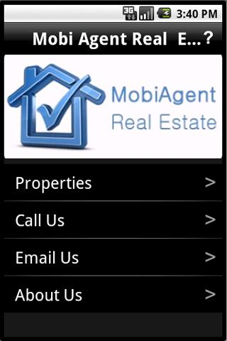 MobiAgent Real Estate