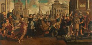 RIJKS: circle of Jan van Scorel: painting 1545