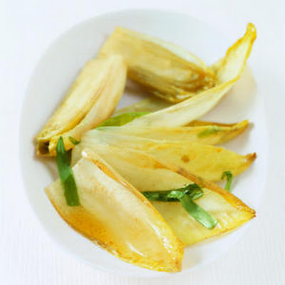 Glazed Endive with Tarragon