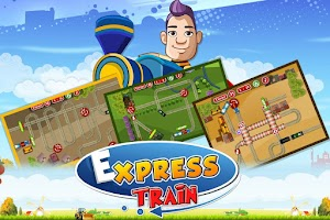 Screenshot of Express Train -  Puzzle Games