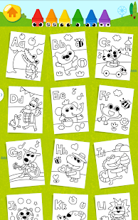 Kids Coloring Fun- screenshot thumbnail