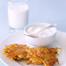 Vegetable Latkes