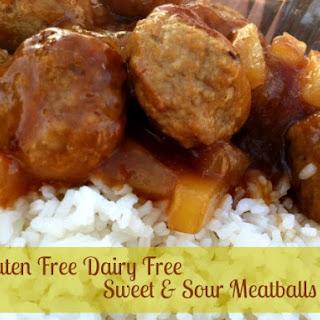 Dairy Free Meatballs Sauce Recipes