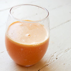 Pineapple Parsnip Blood Orange Juice
