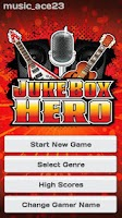 Screenshot of Juke Box Hero