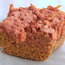 Pretty in Pink Cornbread (Vegan)
