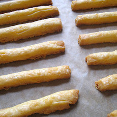 Thanksgiving and Cheese Straws