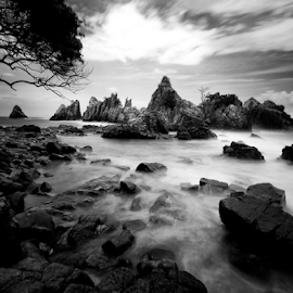 by Omi M'dj - Landscapes Beaches
