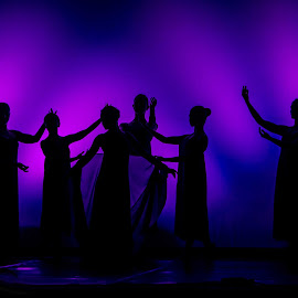 Let's dance by Stefania Loriga - People Musicians & Entertainers (  )