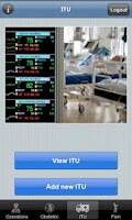 Screenshot of Online Anaesthesia
