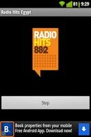 Screenshot of Radio Hits 88.2