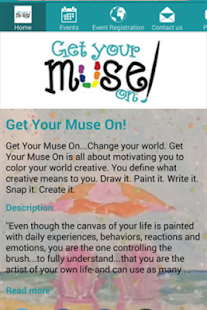 Get Your Muse On - screenshot