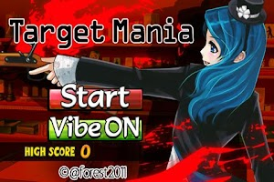 Screenshot of Target Mania