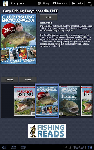 Fishing Reads