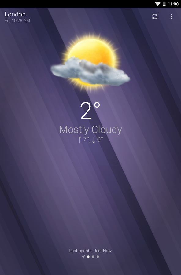 Weather Screenshot 7