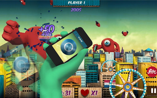 shield-attack for android screenshot