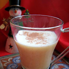 Diabetic Holiday Eggnog