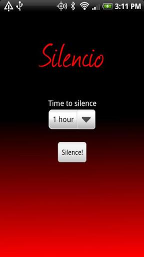 Silencio - Silence Un-Silence