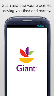 Giant Food SCAN IT! Mobile - screenshot