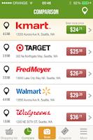 Screenshot of CartCrunch - Grocery Savings