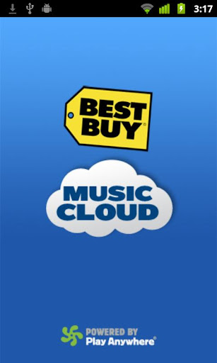 best-buy-music-cloud for android screenshot