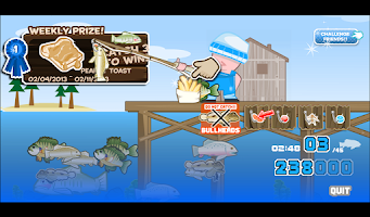Screenshot of Fish and Serve V2 free