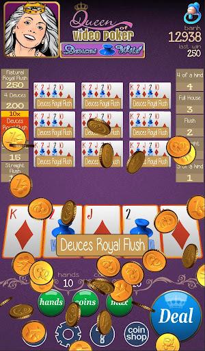 Queen Of Video Poker Plus - screenshot