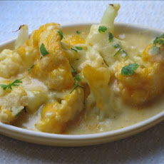 Cauliflower Delight Casserole