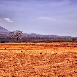 Tandus by Jainuddin Eka Putra - Landscapes Mountains & Hills