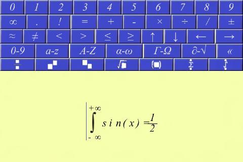 方程的作家。