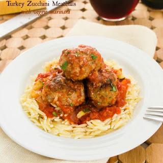 Turkey Meatballs Zucchini Carrot Recipes