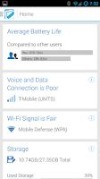 Screenshot of Device Shield