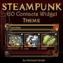 Steampunk GO Contacts Widget icon